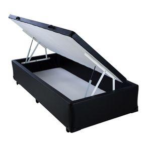 cama-box-solteiro-americano-com-bau-mega-colchoes-corino-black-com-pistao-1