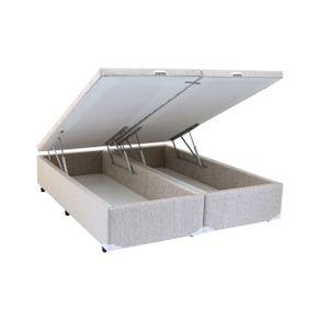cama-box-queen-size-com-bau-mega-colchoes-chenille-lyon-com-pistao-1