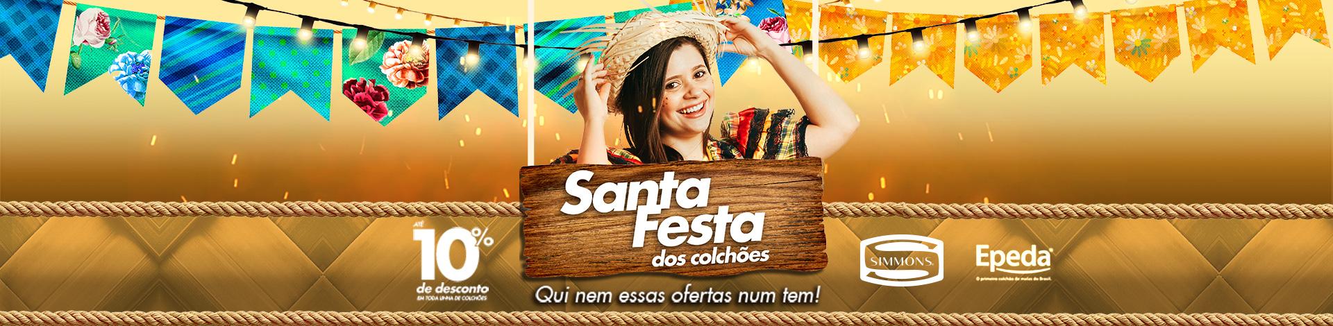 Banner Principal São João